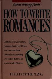 How to write romances