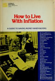 Cover of: How to live with inflation | Joseph Newman