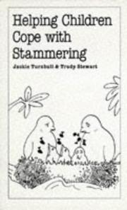 Cover of: Helping Children Cope With Stammering (Overcoming Common Problems) | Trudy Stewart