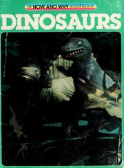 Cover of: The how and why wonder book of dinosaurs | Darlene Geis