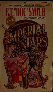 Cover of: Imperial stars | Edward Elmer Smith