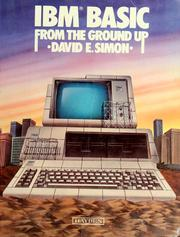 Cover of: IBM BASIC from the ground up | David E. Simon