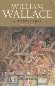 Cover of: William Wallace | Fisher, Andrew