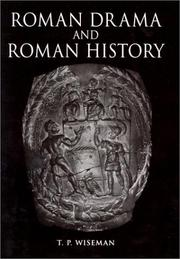 Cover of: Roman drama and Roman history