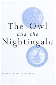 Cover of: The Owl and the Nightingale