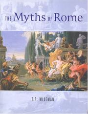 Cover of: The Myths of Rome