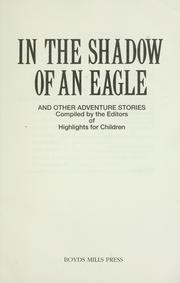 Cover of: In the shadow of an eagle | Highlights mag.