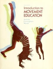 Cover of: Introduction to movement education | Glenn Kirchner
