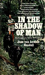 Cover of: In the shadow of man | Jane Goodall
