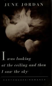Cover of: I was looking at the ceiling and then I saw the sky by Adams, John