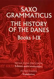 Cover of: The history of the Danes, books I-IX