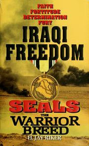 Cover of: Iraqi freedom