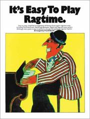 Cover of: It's Easy To Play Ragtime