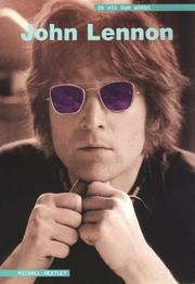 Cover of: John Lennon in his own words