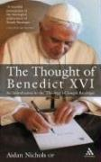 Cover of: Thought of Pope Benedict XVI: An Introduction to the Theology of Joseph Ratzinger
