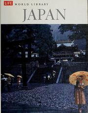 Cover of: Japan | Edward Seidensticker