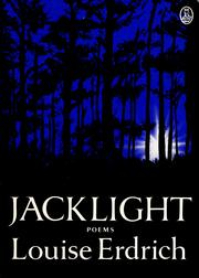 Cover of: Jacklight | Louise Erdrich