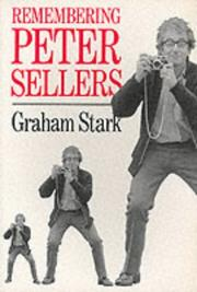 Cover of: Remembering Peter Sellers | Graham Stark