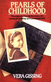 Pearls of childhood by Vera Gissing