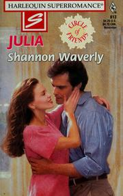 Cover of: Julia by Shannon Waverly