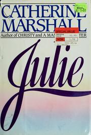 Cover of: Julie | Marshall, Catherine