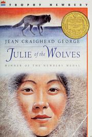 Cover of: Julie of the wolves
