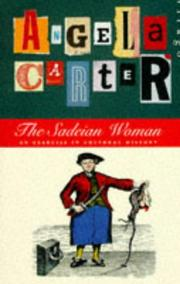 Cover of: The Sadeian Woman by Angela Carter