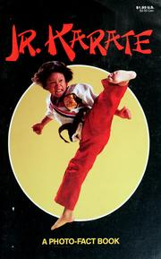 Cover of: Jr. Karate, a Photo-Fact Book by Michael Teitelbaum
