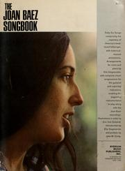 Cover of: The Joan Baez songbook | Elie Siegmeister