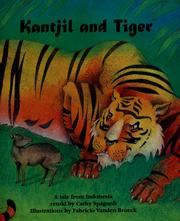Cover of: Kantjil and Tiger | Cathy Spagnoli