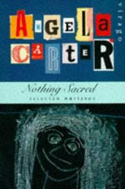 Cover of: Nothing Sacred: Selected Writings