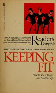 Cover of: Keeping fit |