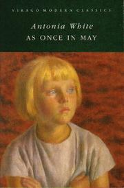 Cover of: As Once in May | Antonia White