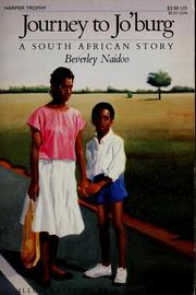 Cover of: Journey to Jo'burg: a South African story