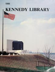 Cover of: Kennedy Library | William Davis