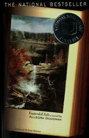 Cover of: Kaaterskill Falls | Allegra Goodman