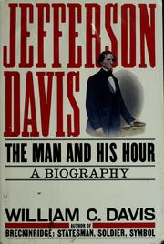 Cover of: Jefferson Davis by Davis, William C.