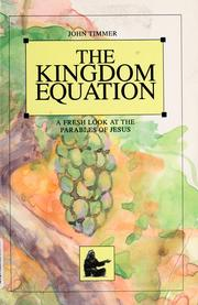 Cover of: The kingdom equation | John Timmer