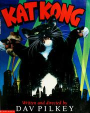 Cover of: Kat Kong by Dav Pilkey