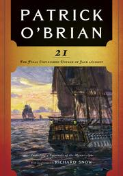Cover of: The Final, Unfinished Voyage of Jack Aubrey