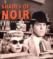 Cover of: Shades of Noir