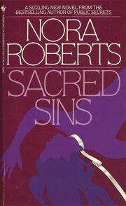 Cover of: Sacred sins