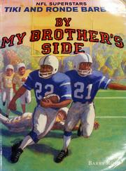 Cover of: By my brother's side | Tiki Barber