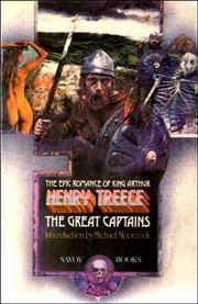 Cover of: The Great Captains (The Epic Romance of King Arthur)