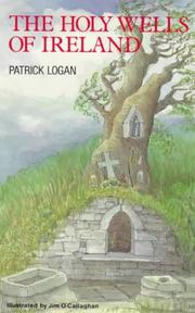 Cover of: The Holy Wells of Ireland | Patrick Logan
