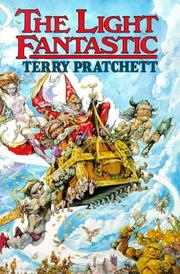 Cover of: The light fantastic | Terry Pratchett