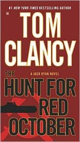 Cover of: HUNT FOR RED OCTOBER by Tom Clancy