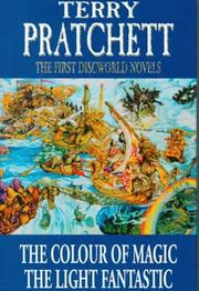 Cover of: The Colour of Magic/the Light Fantastic | Terry Pratchett