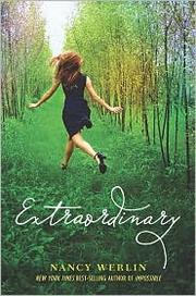 Cover of: Extraordinary | Nancy Werlin