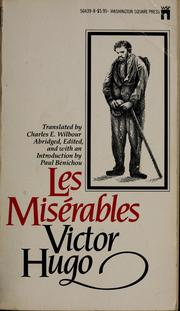 Cover of: Les misérables